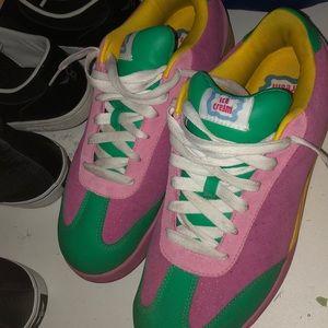 Men's Reebok boardflip ice cream shoes size 10.5